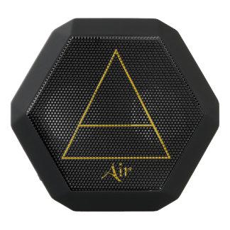 Símbolo pagano del elemento del aire de Falln Altavoces Bluetooth Negros Boombot REX