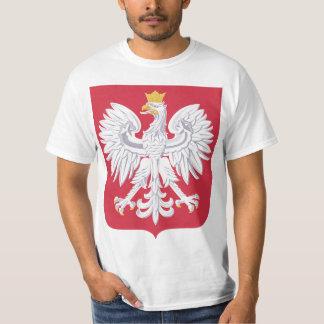 Símbolo polaco playera