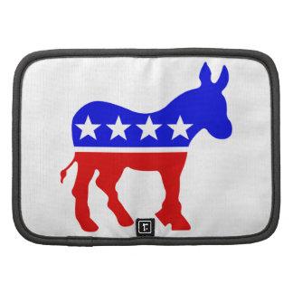 Símbolo político del burro de Demócrata Planificador
