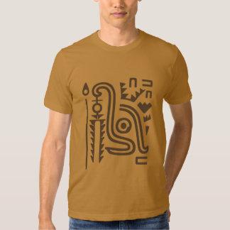 Símbolo principal del maya camisas