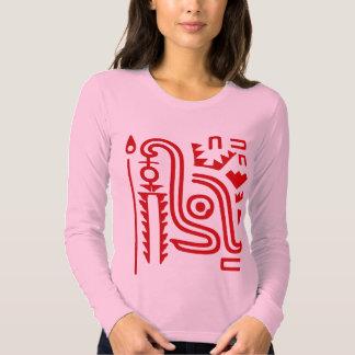 Símbolo principal del maya polera
