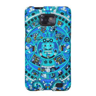 Símbolo profético azteca maya galón del maya - samsung galaxy s2 fundas
