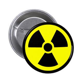 Símbolo radiactivo