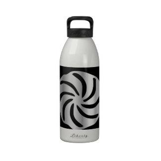Símbolo religioso de Hetanism- del armenio de Arev Botellas De Agua Reutilizables