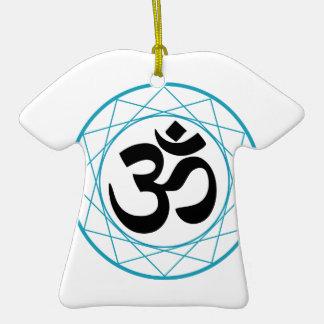 Símbolo religioso del hinduism Pranava Ornamentos De Reyes Magos