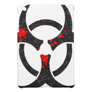 Símbolo sangriento del Biohazard