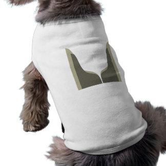 Símbolo toro bull de cuernos horns camisas de perritos