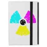 símbolo tóxico apenado CMYK iPad Mini Protector