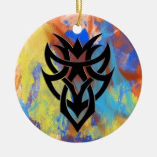 Símbolo tribal 8 ornatos