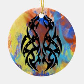 Símbolo tribal 9 ornamentos de reyes magos