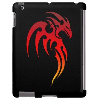 Símbolo tribal de levantamiento de Phoenix Funda Para iPad