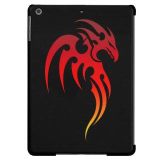 Símbolo tribal de levantamiento de Phoenix Funda Para iPad Air