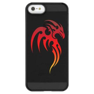Símbolo tribal de levantamiento de Phoenix Funda Permafrost™ Deflector Para iPhone 5 De Uncom