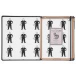 Símbolo vacío de los bolsillos iPad cobertura