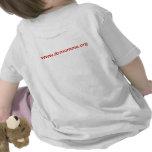 Símbolo y Web site intactos Camisetas