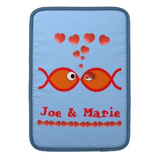 Símbolos cristianos de la tarjeta del día de San Fundas Para Macbook Air