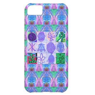 Símbolos de KARUNA Reiki: Representación artística Funda Para iPhone 5C