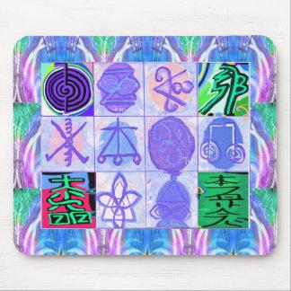 Símbolos de KARUNA Reiki: Representación artística Tapete De Raton