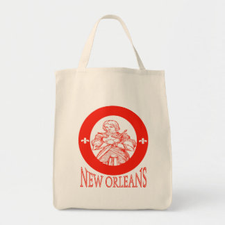 Símbolos de New Orleans Bolsas