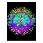 Símbolos de paz postal