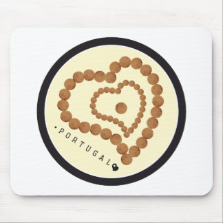 Símbolos de Portugal - corcho Alfombrilla De Ratones