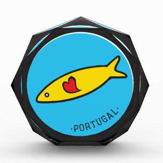 Símbolos de Portugal - sardina Nr. 02