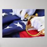 Símbolos de un infante de marina de los E.E.U.U. -