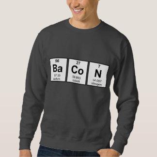 Símbolos del elemento de tabla periódica del suéter