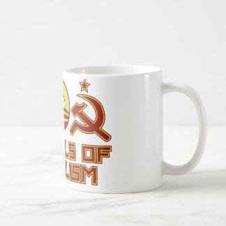 Símbolos del socialismo taza