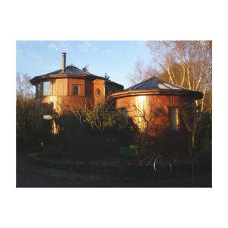 Símbolos espirituales (comunidad de Findhorn) Impresiones De Lienzo