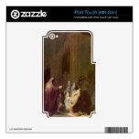 Simeon en el templo de Rembrandt iPod Touch 4G Skin