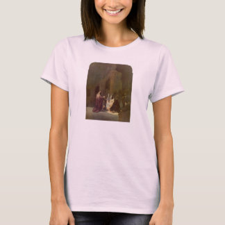 Simeon in the temple by Rembrandt T-Shirt