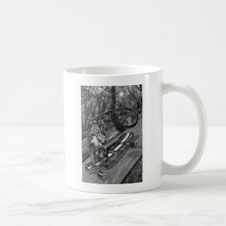 Simeon Skateboard Selfie Coffee Mug