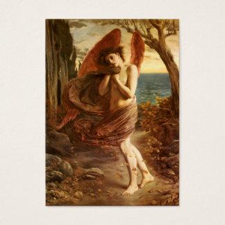 Simeon Solomon: Love in Autumn Business Card
