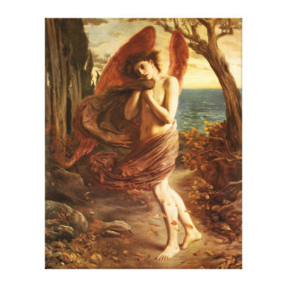 Simeon Solomon Love in Autumn Stretched Canvas Prints