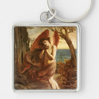 Simeon Solomon: Love in Autumn Keychain
