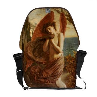 Simeon Solomon: Love in Autumn Commuter Bag
