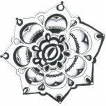Simetría blanco y negro