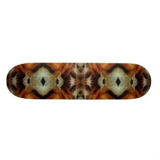 Simetría del barranco patines