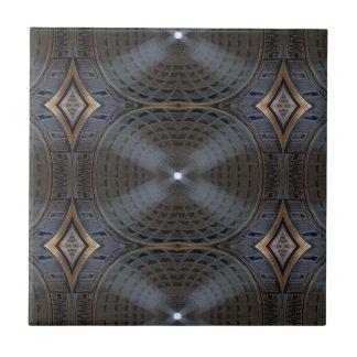 Simetría del panteón azulejo cuadrado pequeño