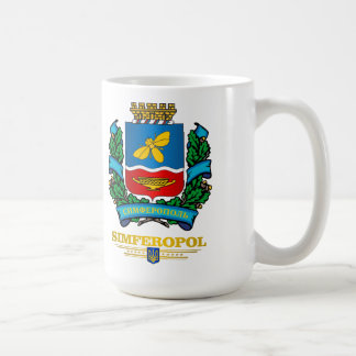 Simferopol COA Coffee Mug
