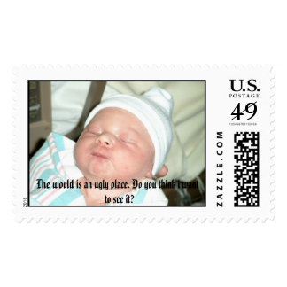 SIMG0083, The world is an ugly place. Do you th... Postage