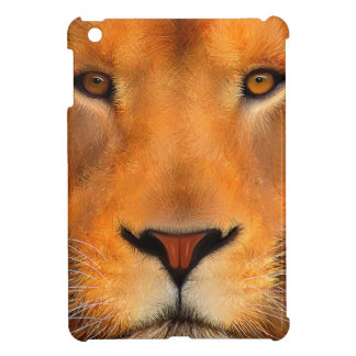 Simha Lion Face iPad Mini Covers