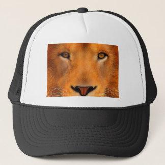 Simha Lion Face Trucker Hat