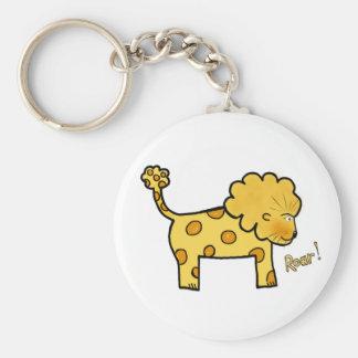 Simha Lion Roar Keychain