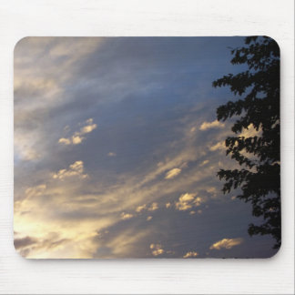 Simi Sky Mouse Pads