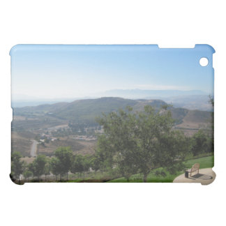 Simi Valley as seen from Reagan Library iPad Mini Covers