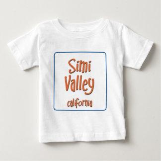 Simi Valley California BlueBox Baby T-Shirt