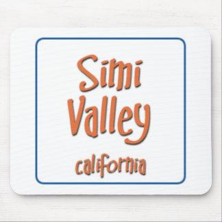 Simi Valley California BlueBox Tapetes De Raton