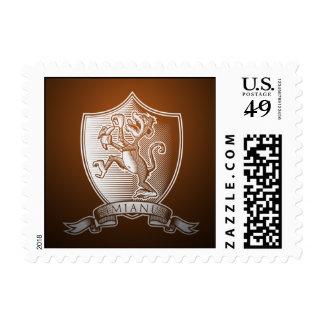 Simianus Postage Stamp